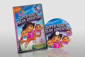 DVD Arabic