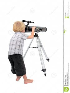 young-child-boy-looking-telescope-1455913